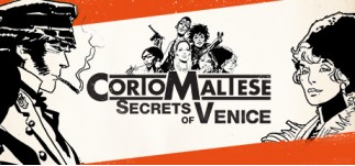 Купить Corto Maltese and the Secret of Venice