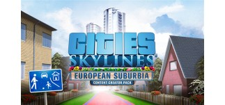 Купить Cities Skylines -  European Suburbia Content Creator Pack