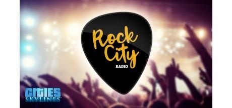 Cities Skylines: Rock City Radio