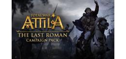 Total War : Attila - The Last Roman  DLC