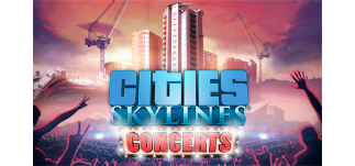 Купить Cities Skylines: Concerts