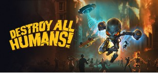 Купить Destroy All Humans!