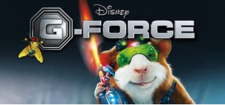 Купить Disney G-Force