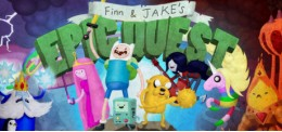 Adventure Time: Finn and Jake's Epic Quest