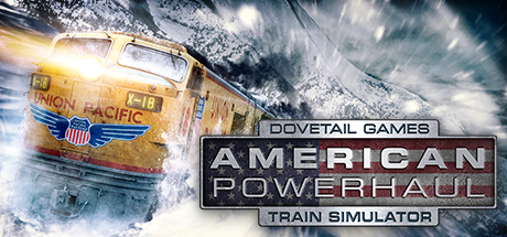 American Powerhaul Train Simulator