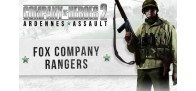 Company of Heroes 2 : Ardennes Assault - Fox Company Rangers