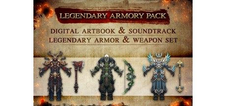 Купить Shadows: Awakening - The Legendary Armour Pack