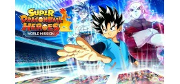 Super Dragon Ball Heroes World Mission - Launch Edition