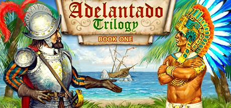 Adelantado Trilogy. Book one